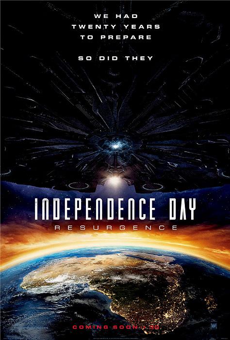 『インデペンデンス・デイ:リサージェンス』アフリカ版ポスタービジュアル ©2016 Twentieth Century Fox Film Corporation. All Rights Reserved