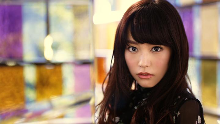 桐谷美玲 コーセー CM「Tokyo Seven Days」キービジュアル