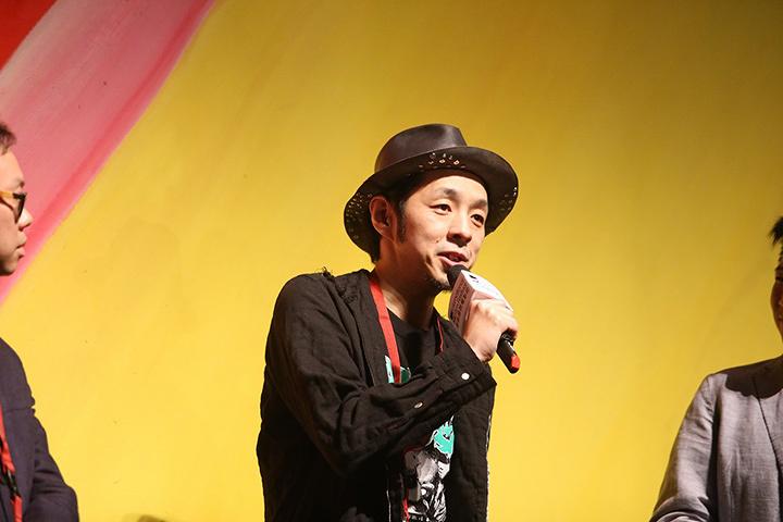 宮藤官九郎監督 『第40回香港国際映画祭』より