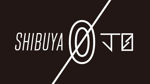 『SHIBUYA零丁目』ロゴ