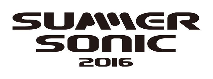 『SUMMER SONIC 2016』ロゴ