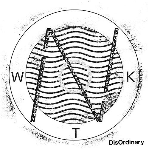 NOT WONK『DisOrdinary』ジャケット
