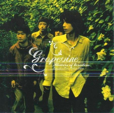 GRAPEVINE『退屈の花』ジャケット