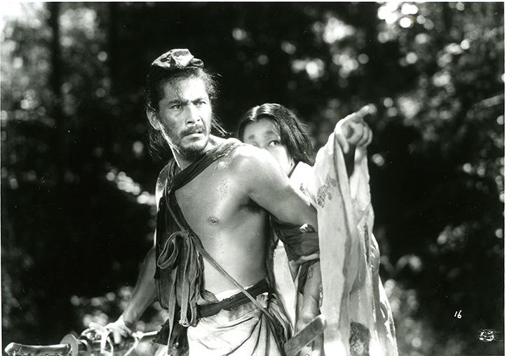 『羅生門』(監督:黒澤明) ©KADOKAWA1950
