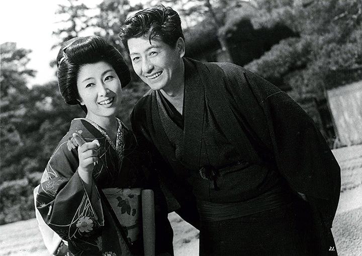 『暗夜行路』(監督:豊田四郎) ©1959東宝株式会社