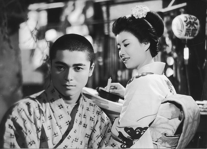 『たけくらべ』(監督:五所平之助) 写真提供:東京国立近代美術館フィルムセンター