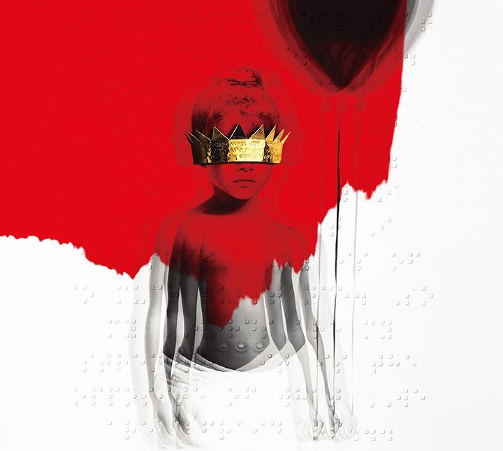 Rihanna『ANTI』ジャケット