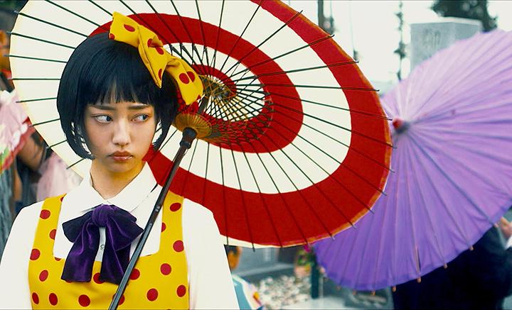 『少女椿』 ©2016『少女椿』フィルム・パートナーズ