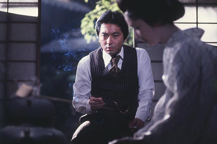 『江戸川乱歩の陰獣』(監督:加藤泰)