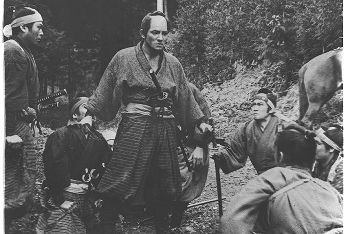 『十一人の侍』(監督:工藤栄一) ©東映