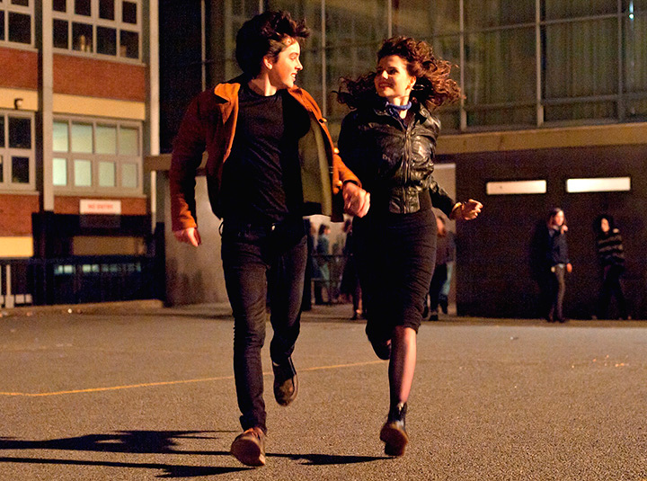 『シング・ストリート 未来へのうた』 ©2015 Cosmo Films Limited. All Rights Reserved