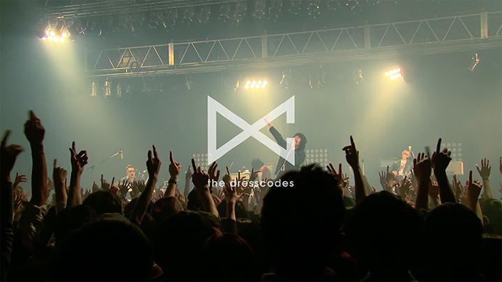 """ドレスコーズ『SWEET HAPPENING ~the dresscodes 2015 """"Don't Trust Ryohei Shima""""JAPAN TOUR~』トレイラー映像より"""
