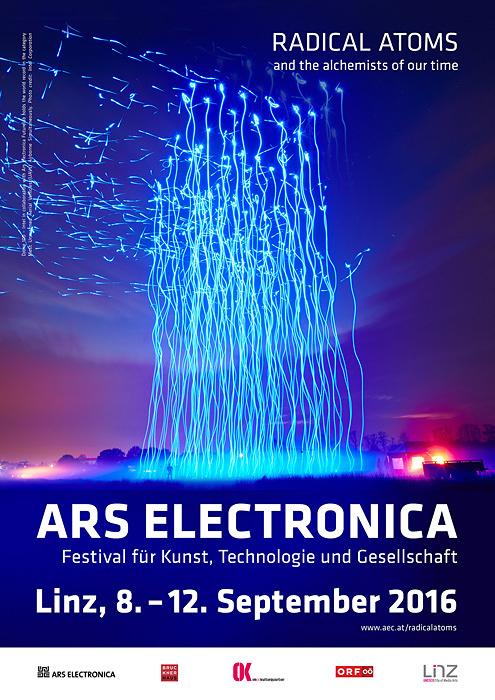『Ars Electronica Festival 2016』ビジュアル