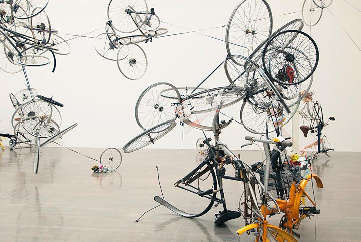 小林史子『node point』 2011