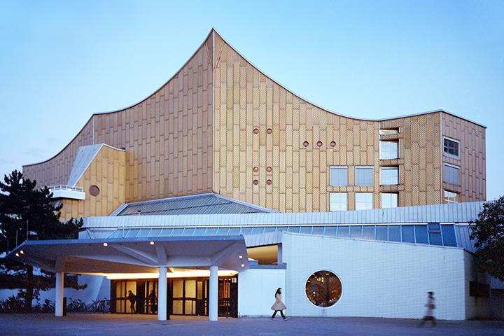 『もしも建物が話せたら』 ©Wim Wenders