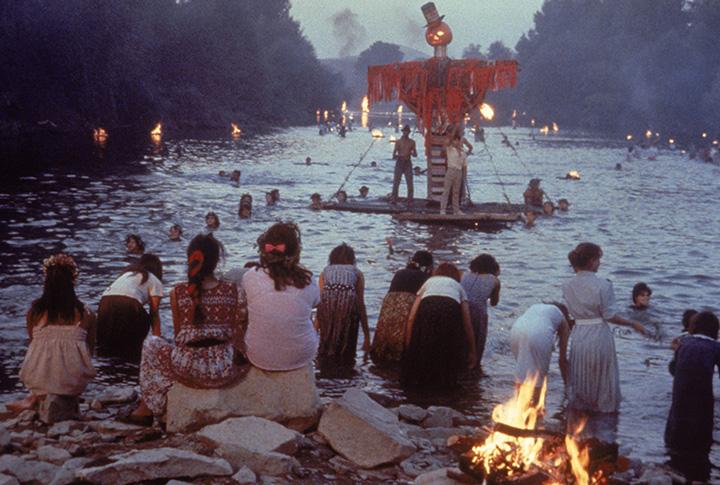 『ジプシーのとき』 © 1989 Columbia Pictures Industries, Inc. All Rights Reserved.
