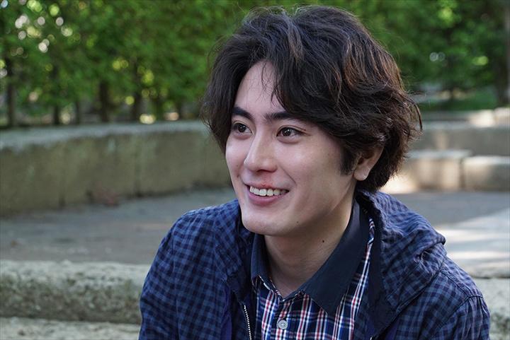 間宮祥太朗 dTVオリジナルドラマ『高台家の人々』より