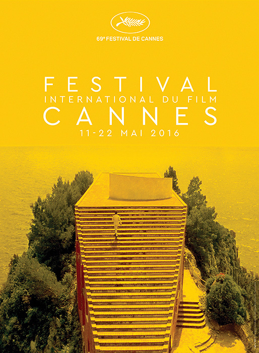 『第69回カンヌ国際映画祭』ポスタービジュアル ©Lagency / Taste (Paris) / Le Mépris ©1963 StudioCanal - Compagnia Cinematografica Champion S.P.A. - All rights reserved