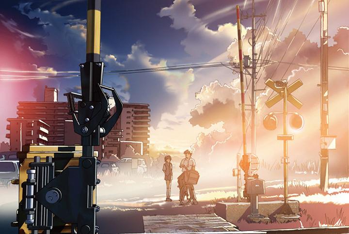 『ほしのこえ』 ©Makoto Shinkai / CoMix Wave Films