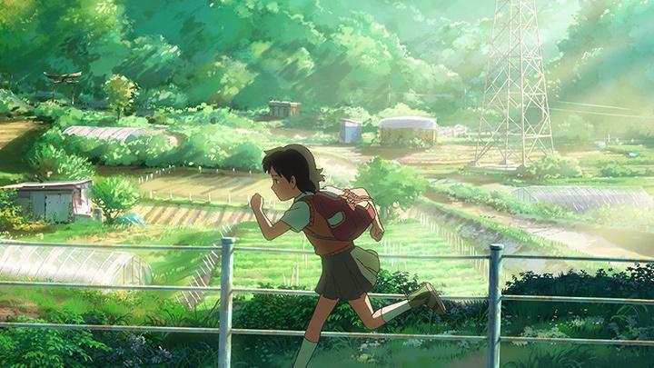 『星を追う子ども』 ©Makoto Shinkai/CMMMY