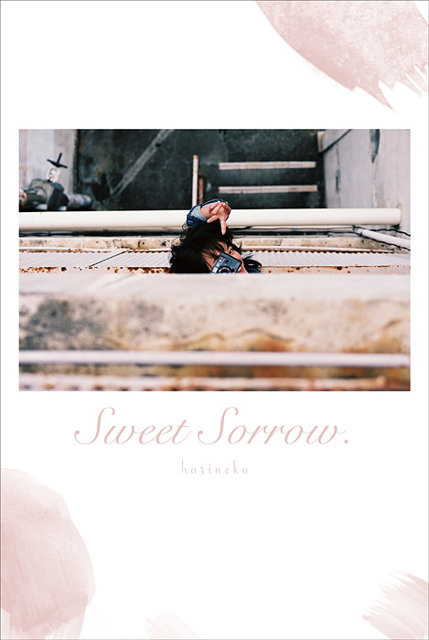harineko『Sweet Sorrow.』ジャケット
