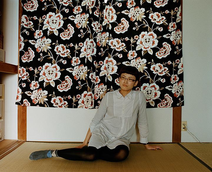長島有里枝作品 ©Yurie Nagashima