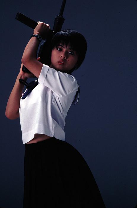 『セーラー服と機関銃』 ©KADOKAWA1981