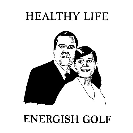ENERGISH GOLF『HEALTHY LIFE』ジャケット
