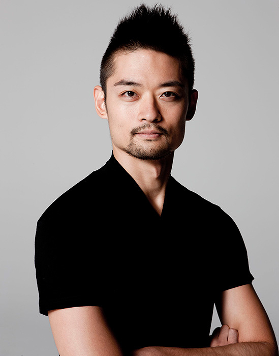 島地保武 photo:Toshi HIRAKAWA