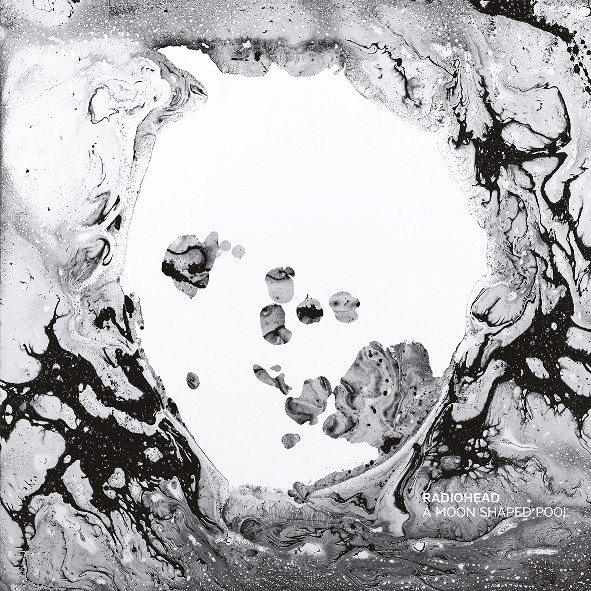 RADIOHEAD『A Moon Shaped Pool』ジャケット