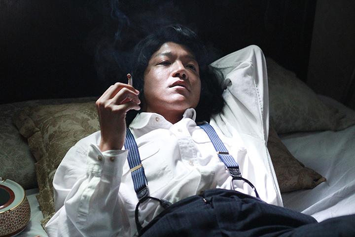 『夢二~愛のとばしり~』 ©2015映画「夢二~愛のとばしり~」製作委員会