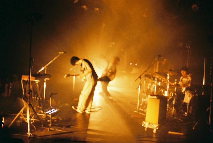 シャムキャッツ 『EASY TOUR』LIQUIDROOM公演より