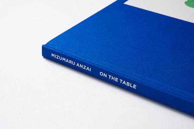 『ON THE TABLE』イメージビジュアル