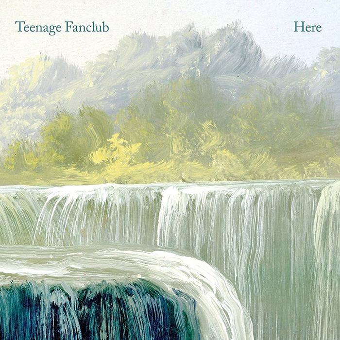 Teenage Fanclub『Here』ジャケット