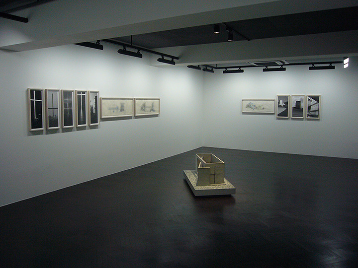 安藤忠雄『Drawing, Photograph, Maquette』より