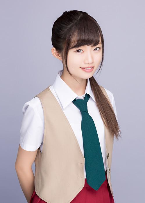 園崎魅音役の中井りか(NGT48)