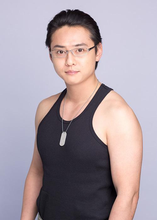 富竹ジロウ役の石垣佑磨