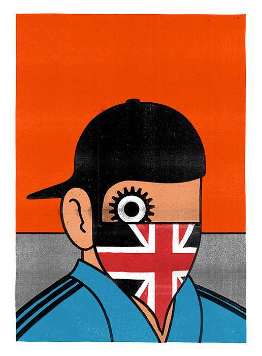 A CLOCKWORK BRITAIN ©Paul Insect