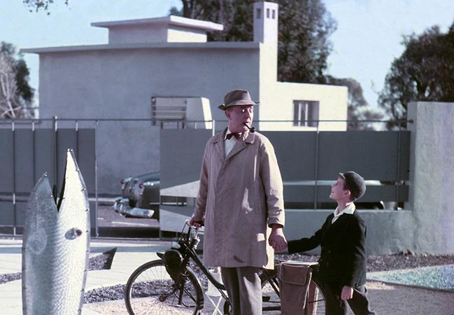 『ぼくの伯父さん』 ©Les Films de Mon Oncle - Specta Films C.E.P.E.C.