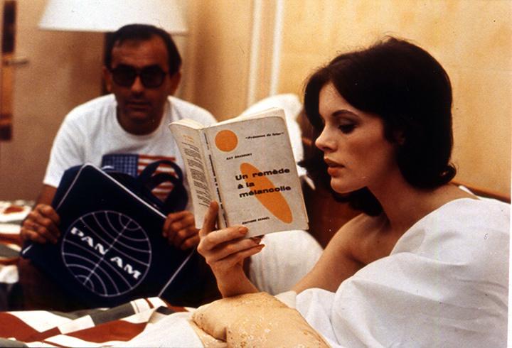 『彼女について私が知っている二、三の事柄』 ©1967 - ARGOS FILMS - ANOUCHKA FILMS - LES FILMS DU CAROSEE - PARC FILM