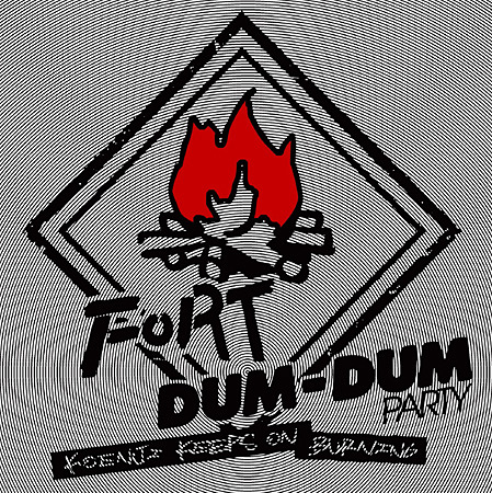 『FORT DUM-DUM PARTY』ロゴ