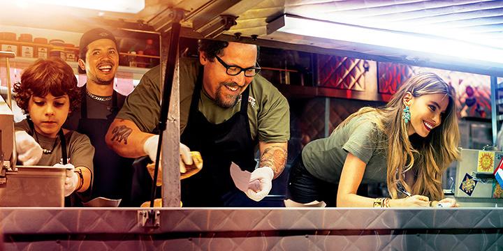 『シェフ 三ツ星フードトラック始めました』 ©2014 Sous Chef, LLC. All Rights Reserved.