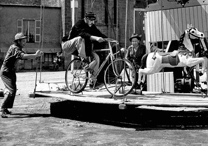 『のんき大将 脱線の巻』 ©Les Films de Mon Oncle - Specta Films C.E.P.E.C.