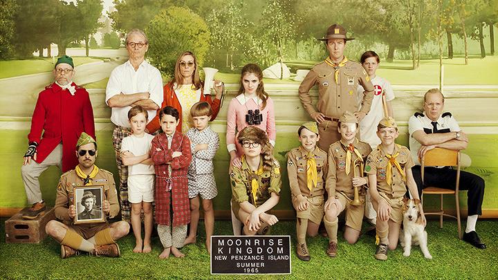 『ムーンライズ・キングダム』 ©2012 MOONRISE LLC. All Rights Reserved.