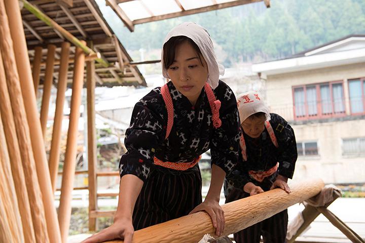 『古都』 ©川端康成記念會/古都プロジェクト