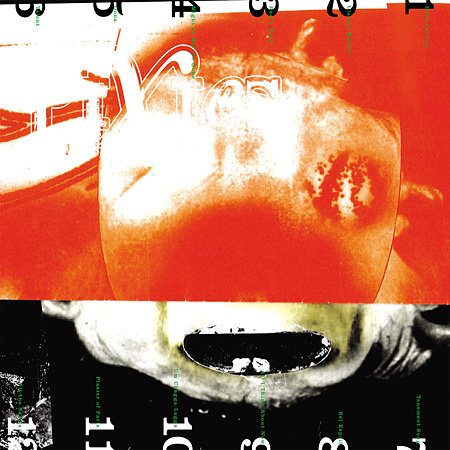Pixies『Head Carrier』ジャケット