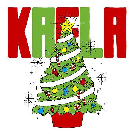 木村カエラ『KAELA presents「CHRISTMAS~Say ho-ho- ho!!~」LIVE』ジャケット