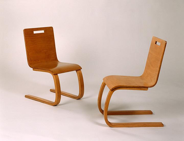 Children's chair, 1929, 1932 子どものための椅子