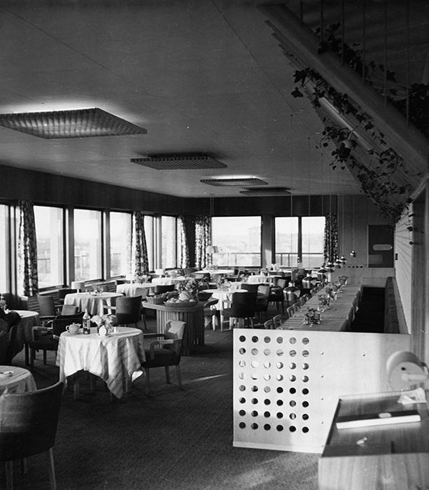 Restaurant Savoy, 1937 レストランサヴォイ