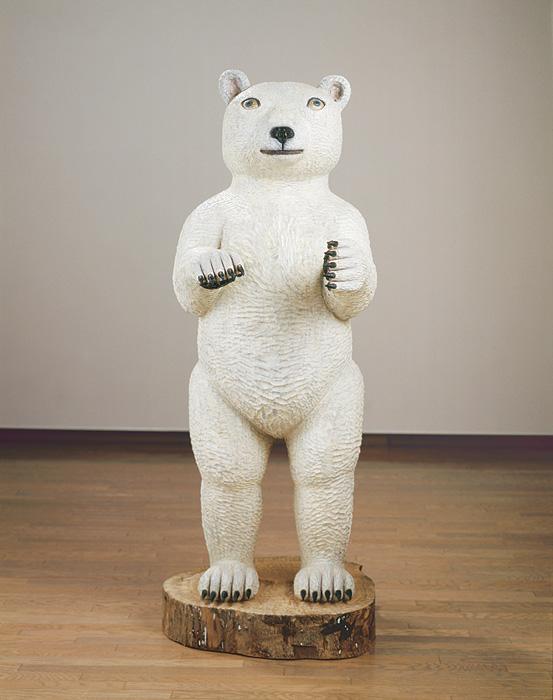三沢厚彦『Animal 2007-03』2007 ©Atsuhiko Misawa, courtesy of Nishimura Gallery